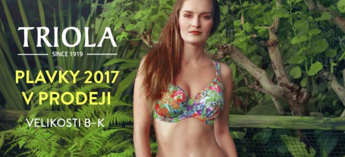 175429ce5b Prodej plavek TRIOLA 2017